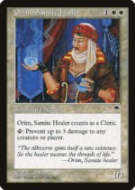 Orin, Samite Healer