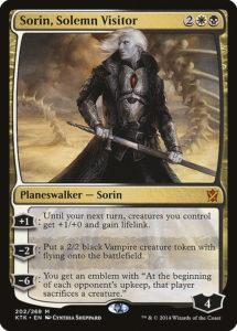 Sorin, Solemn Visitor